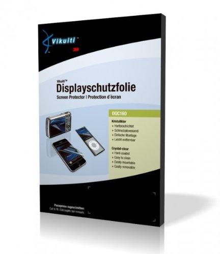 Vikuiti MySafeDisplay Pellicola Protettiva Schermo DQC160 da 3M per Apple iPhone 5 Posteriore (superfici di vetro + logo)