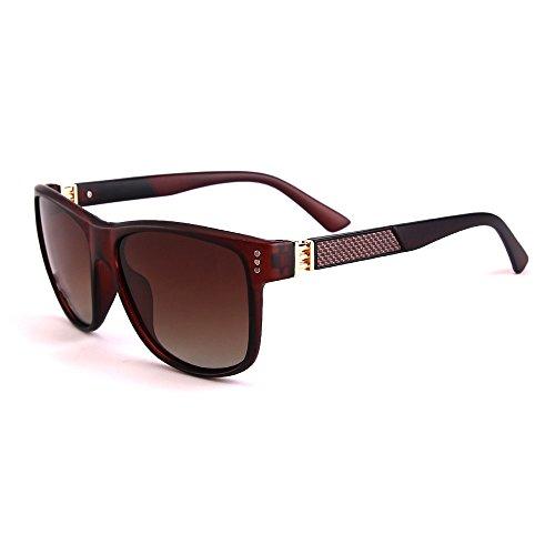 UV para Polarizadas De C Hombre 400 Aviator para B Protección Gafas Sol Mujer xzfqHUqY