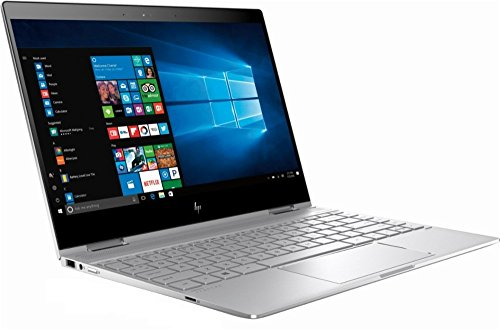 2018 HP Spectre 13 x360 2-IN-1 Laptop - 13.3in Gorilla Glass TouchScreen Full-HD (1920x1080), 8th Gen Intel Quad-Core i7-8550U, 256GB PCIe NVMe SSD, 8GB RAM, IR Cam, Windows 10 (Renewed)