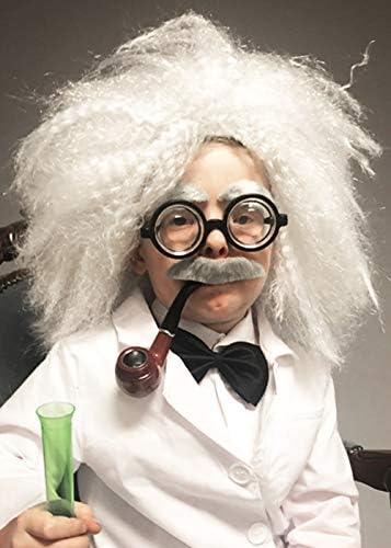 Kit de Accesorios para científicos maduros de Einstein Style para ...