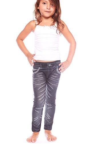 Girls Contrast Dance Pants - 3