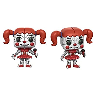 Funko Pop! Games Sister Location Baby Collectible Figure: Funko Pop! Games:: Toys & Games