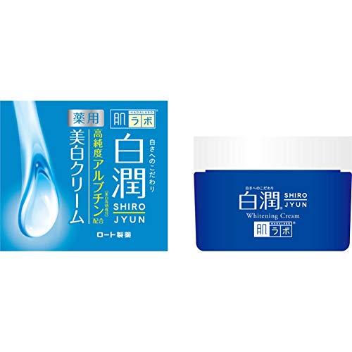 Hada Labo (Rohto) Shirojyun Cream