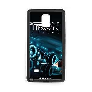 Samsung Galaxy Note 4 Cell Phone Case Black Tron Legacy Movie Poster OJ527725