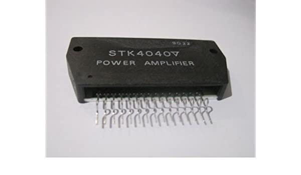 amazon com stk4040v af power amplifier 70w heat sink compound rh amazon com