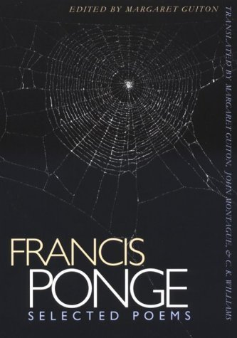 Selected Poems Francis Ponge English And French Edition [Pdf/ePub] eBook