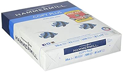 Hammermill Paper, Copy Paper Poly Wrap