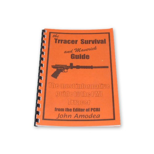 erick Pump Paintball Gun Survival Guide Technical Manual booklet ()