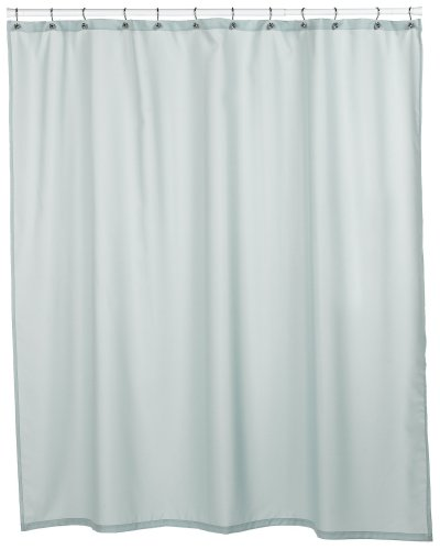 Park B.Smith Dorset Solid 72 Inch by 72 Inch Shower Curtain, Mineral (Shower Curtain Watershed Smith)