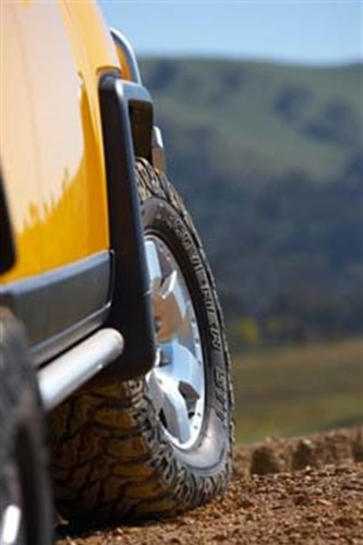 - ARB 4420100 Side Rail and Integrated Step