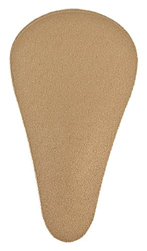 Braza Camel-Not Camel Toe Cover Foam Inserts - One Size - Beige