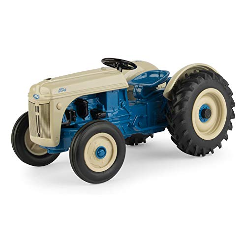 ERTL Ford 1: 16 Scale Blue & Gray 8N Tractor