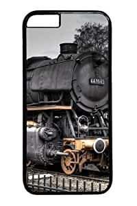 For LG G3 Case Cover For LG G3 Case Cover -Steam Locomotive PC For LG G3 Case Cover Black