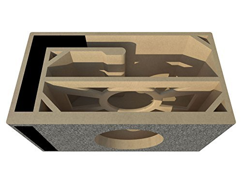 Sonix Enclosures Stage 3 Single 12W7 12W7AE JL Audio Ported Subwoofer Box - EXTREME PERFORMANCE -