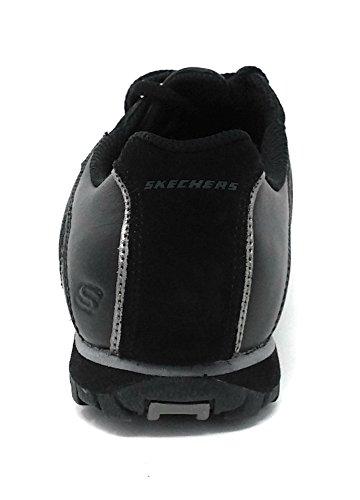 Skechers Womens Bikers Sneakers Iceberg 7 M Us