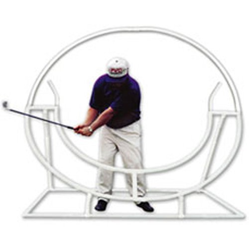 Full Circle PVC Golf Swing Trainer by PVC Sports