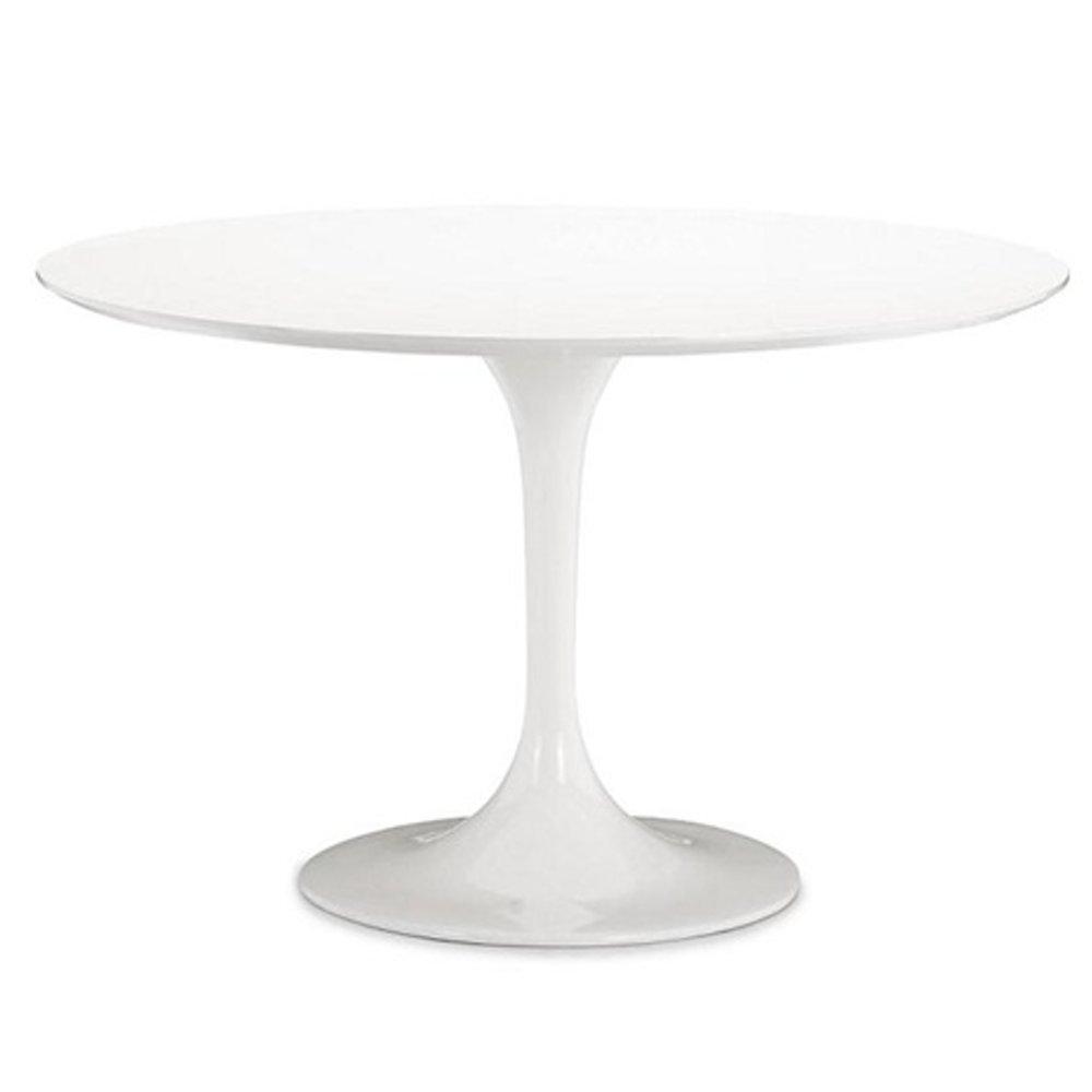 Amazoncom 42 Eero Saarinen Style Tulip Table White Tables