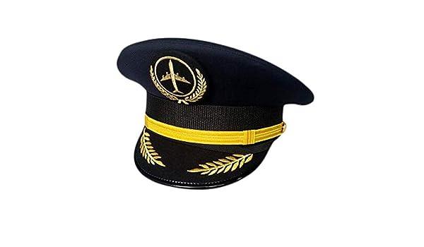 Wukong Paradise Capitán de la aeronave, Gorra, Gorra de aviación ...