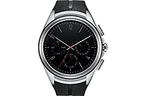 LG Smart Watch Urbane 2nd Edition 4G LTE (Certified Refurbished)