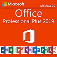 Office 2019 Professional Plus Licence Key Online (e-mail) Delivery
