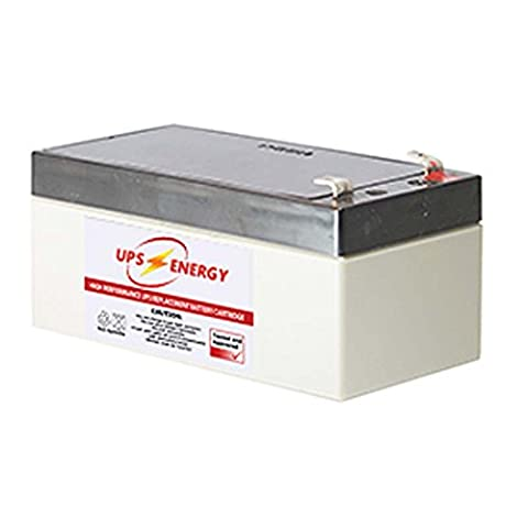 APC Back-UPS ES 350 R (BE350R) Replacement Battery - UPS Energy (Ups Battery Apc 350)