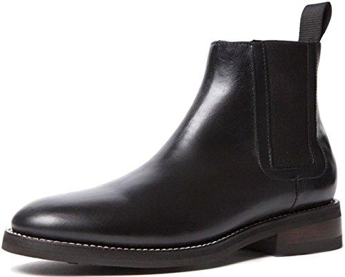 Duke Men's Black Chelsea Boot