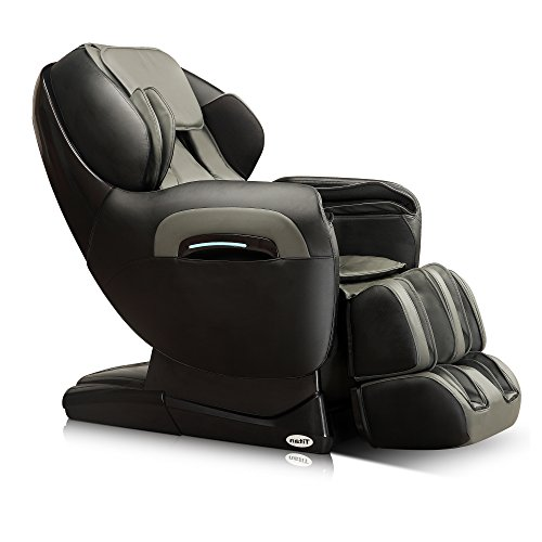Electric Full Body Massage Chair TP- Pro 8400, Body L-track Massage, Ankle Knobs, Computer Body Scan, 5 Preset Programs, Space Saving, Zero Gravity Position, Heat (Black) For Sale