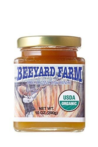 KOSHER- PURE- ORGANIC -RAW- Honey NOP-USDA, 100% Certified! for sale  Delivered anywhere in USA