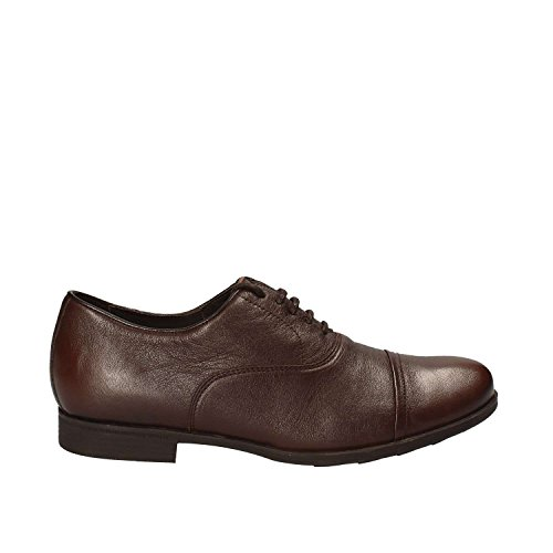 Geox Besmington Oxford Marrone BScarpe Stringate Uomo U Basse Y76gIbfyv