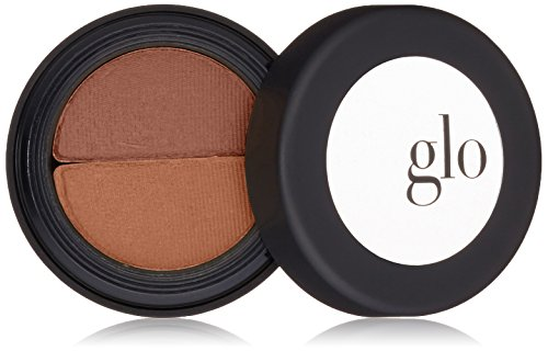 - Glo Skin Beauty Eye Brow Powder Duo, 2 Shades in Auburn | Eyebrow Filler for a Natural Look | 4 Shades
