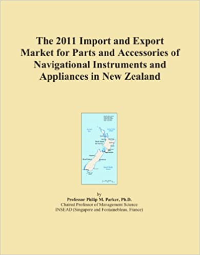 The 2011 Import and Export Market for Parts and Accessories of Navigational Instruments and Appliances in New Zealand