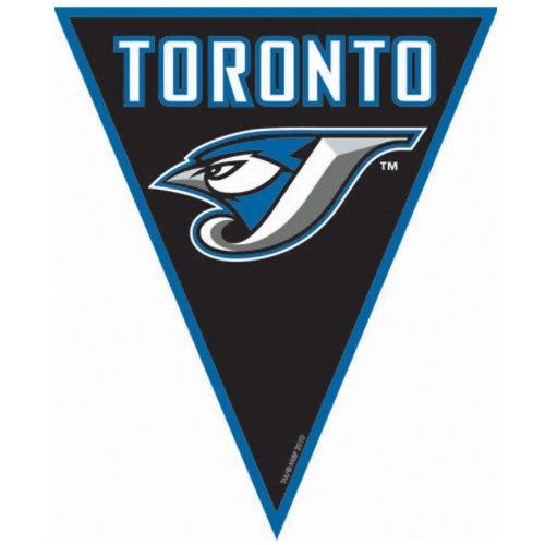 Amscan - Toronto Blue Jays Baseball Pennant Banner -
