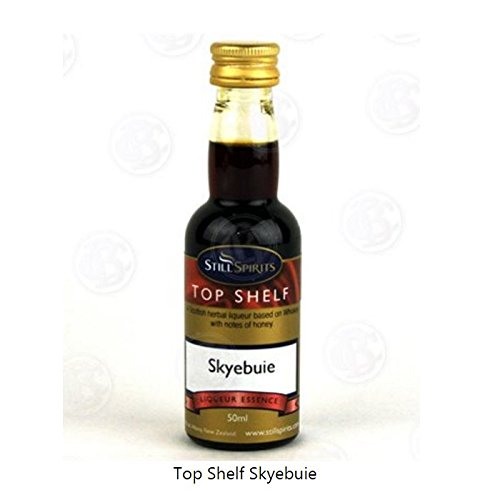 MOONSHINE ALCOHOL FLAVORING Skyebuie Drambuie STILL SPIRITS Top Shelf 50ml