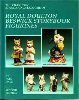 Royal Doulton Beswick Storybook Figurines (2nd Edition) - The Charlton Standard (Storybook Ceramics)