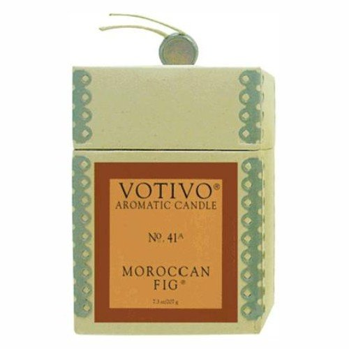 Votivo Aromatic Candle Moroccan Fig product image