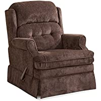 ComfortMax Furniture 1069320 Swivel Glider Recliner
