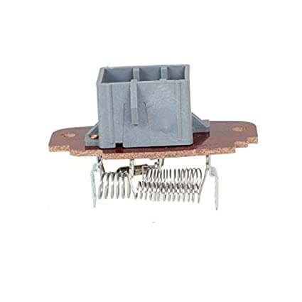 Partssquare Heater Blower Motor Resistor Ru404 3a1125 Replacement For Mercury Mountaineer 1997 2001 Compatible With Ford Explorer Explorer Sport Trac