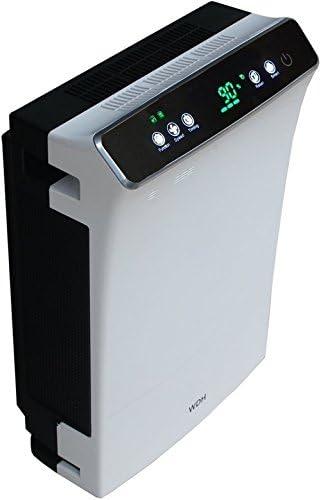 Purificador de Aire Aktobis, Limpiador de Aire, Filtro de Polen, Ionizador WDH-660b (Con Función de Ozono): Amazon.es: Bricolaje y herramientas