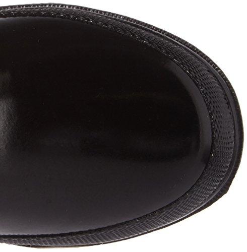 Pluie schwarz Bottines De Beck Elegance Noir Femme amp; 02 Bottes CXqTxUwB