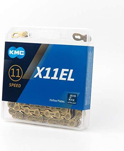 KMC X 11El自転車チェーンElevenレベル20167速度チェーン