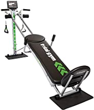 Total Gym APEX Versatile Indoor Home Workout Total Body Strength Training Fitness Equipment with up to 10 Leve