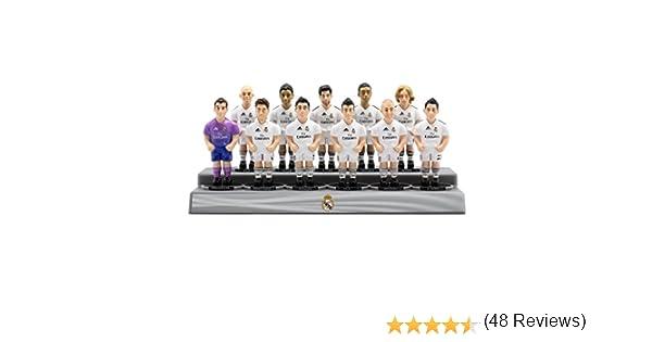 Figuras de equipo para futbolín Minigols - 5RMA-1314-2, Real ...