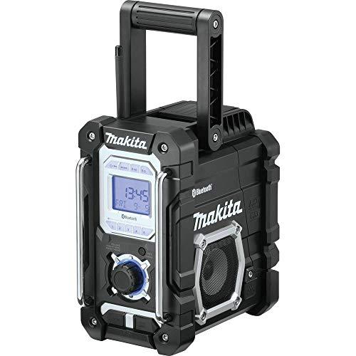 Makita XRM06B-R 18V LXT Cordless Lithium-Ion Bluetooth Job Site Radio (Certified Refurbished)