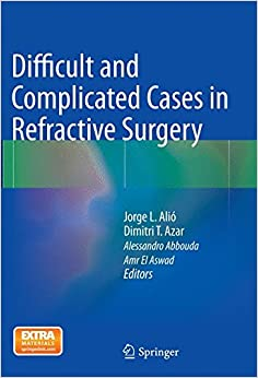 Book Difficult and Complicated Cases in Refractive Surgery