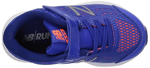 New Balance Boys' 519v1 Hook and Loop Running Shoe Pacific/Dynomite 2 M US Infant by New Balance (Image #8)