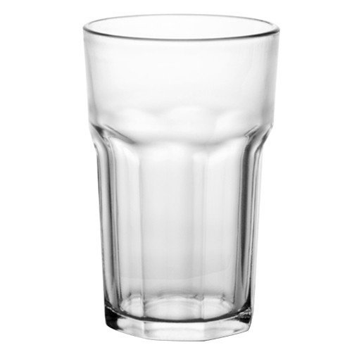 BarConic 10 ounce Alpine Highball Glass (Case of 48)