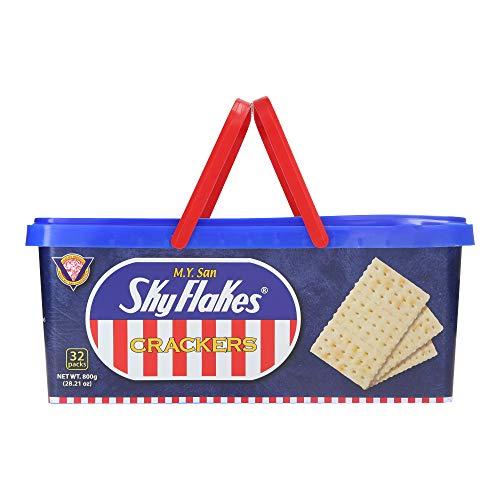 M.Y. San Sky Flakes Crackers, 30 Ounce