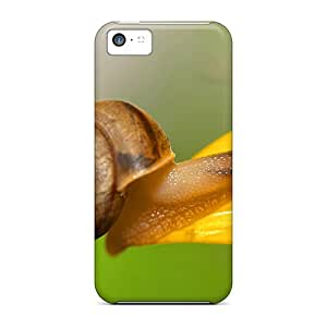 New YzI55374DQZV Slowly Creeping Skin Cases Covers Shatterproof Cases For Iphone 5c