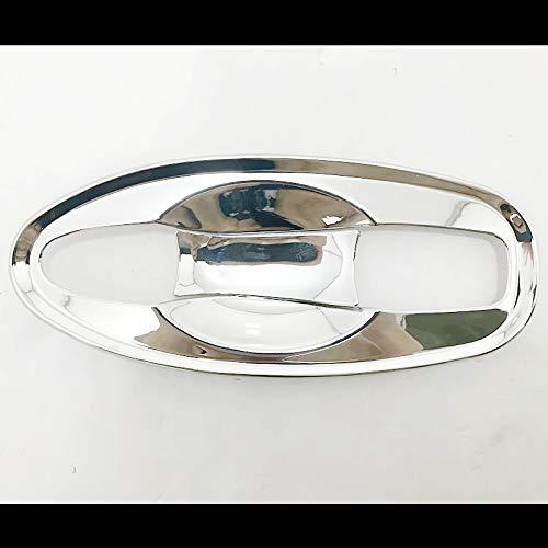 For Nissan Navara NP300 2015 2018 FSXTLLL ABS Chrome Car Door Handle Cover Box Sequins Handle Bowl Frame Auto