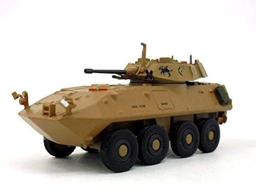 LAV-25 Light Armored Vehicle - Marines 1/72 Scale Diecast ()